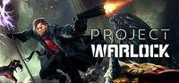 Portada oficial de Project Warlock para PC