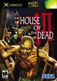 Portada oficial de House of the Dead 3 para Xbox