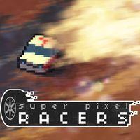 Portada oficial de Super Pixel Racers para PS4