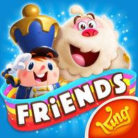 Portada oficial de Candy Crush Friends Saga para Android