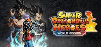 Portada oficial de Super Dragon Ball Heroes: World Mission para Switch