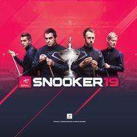 Portada oficial de Snooker 19 para PS4