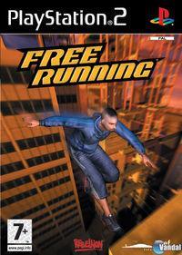 Portada oficial de Free Running para PS2