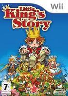 Portada oficial de de Little King's Story para Wii