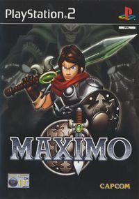 Portada oficial de Maximo: Ghosts to Glory para PS2