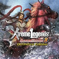 Portada oficial de DYNASTY WARRIORS 8 Xtreme Legends Definitive Edition para Switch