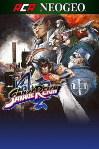 Portada oficial de NeoGeo Savage Reign para Xbox One