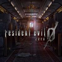 Portada oficial de Resident Evil 0 para Switch