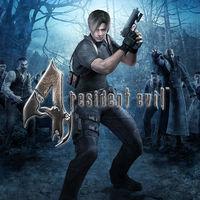 Portada oficial de Resident Evil 4 para Switch