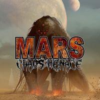 Portada oficial de Mars Chaos Menace para PS4