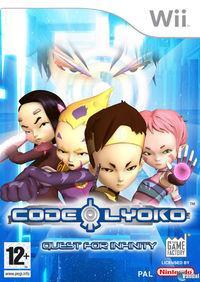 Portada oficial de Code Lyoko para Wii
