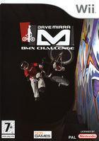 Portada oficial de de Dave Mirra BMX Challenge para Wii