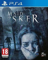 Portada oficial de Maid of Sker para PS4