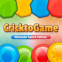 Portada oficial de CricktoGame: Nintendo Switch Edition para Switch
