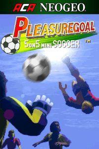Portada oficial de NeoGeo Pleasure Goal: 5 On 5 Mini Soccer para Xbox One