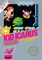 Portada oficial de de Kid Icarus CV para Wii