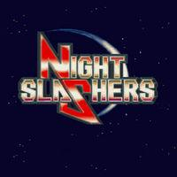Portada oficial de Night Slashers para Switch