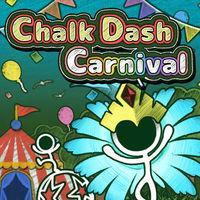 Portada oficial de Chalk Dash Carnival para Switch