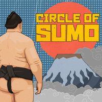 Portada oficial de Circle of Sumo para Switch