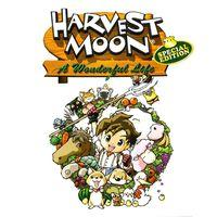 Portada oficial de Harvest Moon: A Wonderful Life Special Edition para PS4