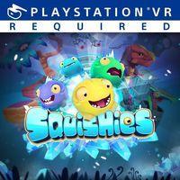 Portada oficial de Squishies para PS4
