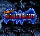 Portada oficial de de Super Ghouls'n Ghosts CV para Wii