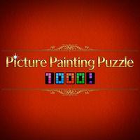 Portada oficial de Picture Painting Puzzle 1000! para Switch
