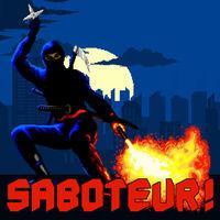 Portada oficial de Saboteur! para Switch