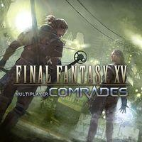 Portada oficial de Final Fantasy XV Multiplayer: Comrades para PS4