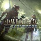 Portada oficial de de Final Fantasy XV Multiplayer: Comrades para PS4