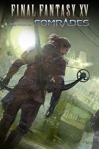 Portada oficial de Final Fantasy XV Multiplayer: Comrades para Xbox One
