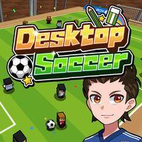 Portada oficial de Desktop Soccer para Switch