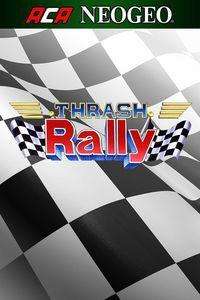 Portada oficial de NeoGeo Thrash Rally para Xbox One