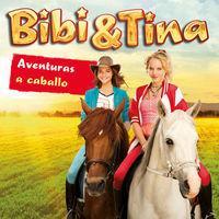 Portada oficial de Bibi & Tina - Aventuras a caballo para Switch