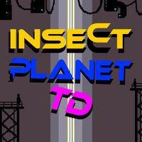 Portada oficial de Insect Planet TD eShop para Nintendo 3DS