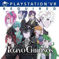 Portada oficial de Tokyo Chronos para PS4