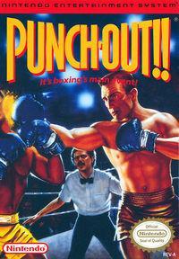Portada oficial de Punch-Out CV para Wii