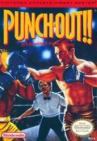 Portada oficial de de Punch-Out CV para Wii
