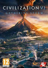 Portada oficial de Sid Meier's Civilization VI: Gathering Storm para PC