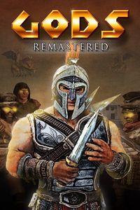 Portada oficial de GODS Remastered para Xbox One