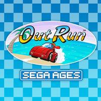 Portada oficial de Sega Ages: Outrun para Switch