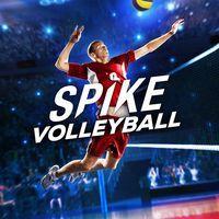 Portada oficial de Spike Volleyball para PS4