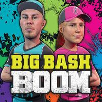 Portada oficial de Big Bash Boom para Switch