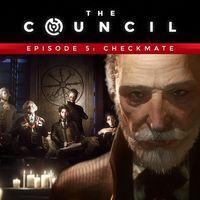 Portada oficial de The Council: Episode Five - Checkmate para PS4