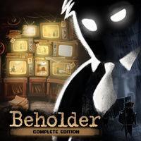 Portada oficial de Beholder Complete Edition para Switch
