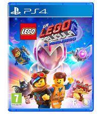 Portada oficial de La LEGO Película 2: El videojuego para PS4