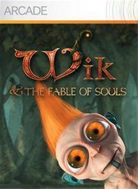 Portada oficial de Wik: Las almas robadas XBLA para Xbox 360