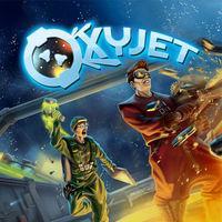 Portada oficial de Oxyjet para Switch
