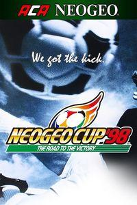 Portada oficial de NeoGeo Neo Geo Cup '98: The Road to the Victory para Xbox One