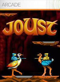 Portada oficial de Joust XBLA para Xbox 360